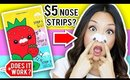 3-STEP NOSE PORE PACK FOR $5   DOES IT WORK?