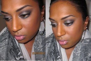 """Using Maybelline's Color Tattoo in """"Audacious Asphalt"""""""