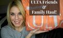 Haul: Ulta Friends & Family Sale + Target & Sally Beauty Supply