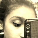 Haha probably the only time I'll be able to do that to my eye :(