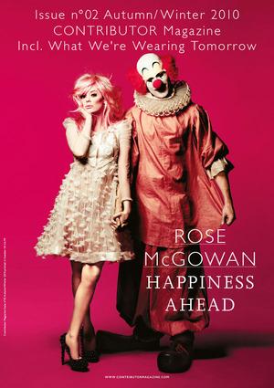 Rose McGowan -  Contributor