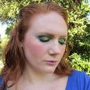 Mermaid Inspired Makeup