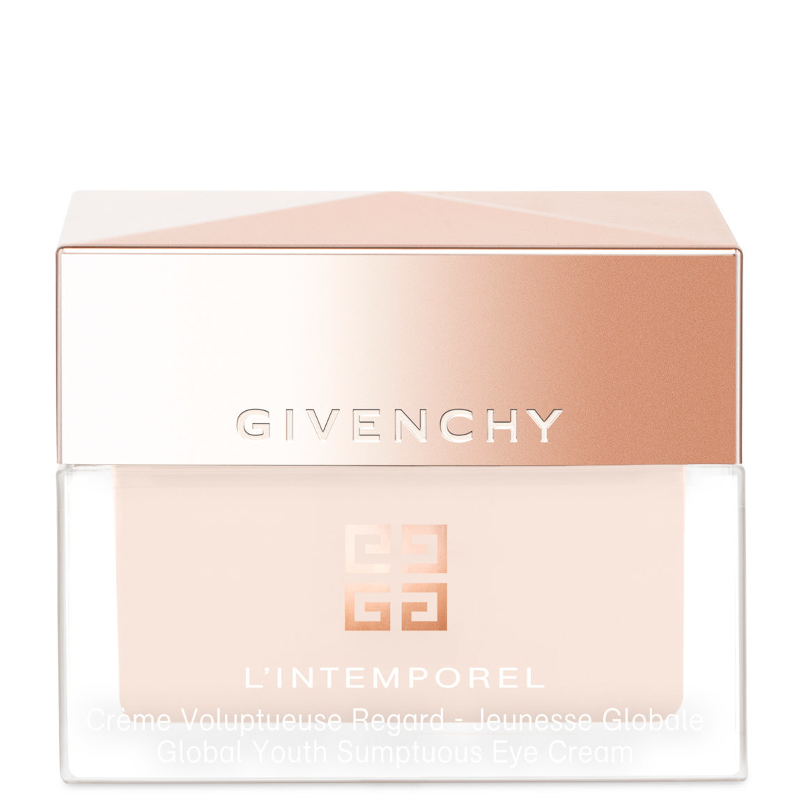 Givenchy L'Intemporel Sumptuous Eye Cream alternative view 1 - product swatch.