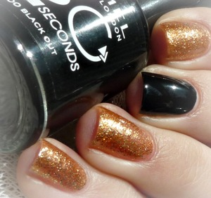 Miss Sporty Oh My Gem ! #001 Rimmel 60 Seconds #800 Black Out