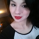 Red lipstick # 923049283