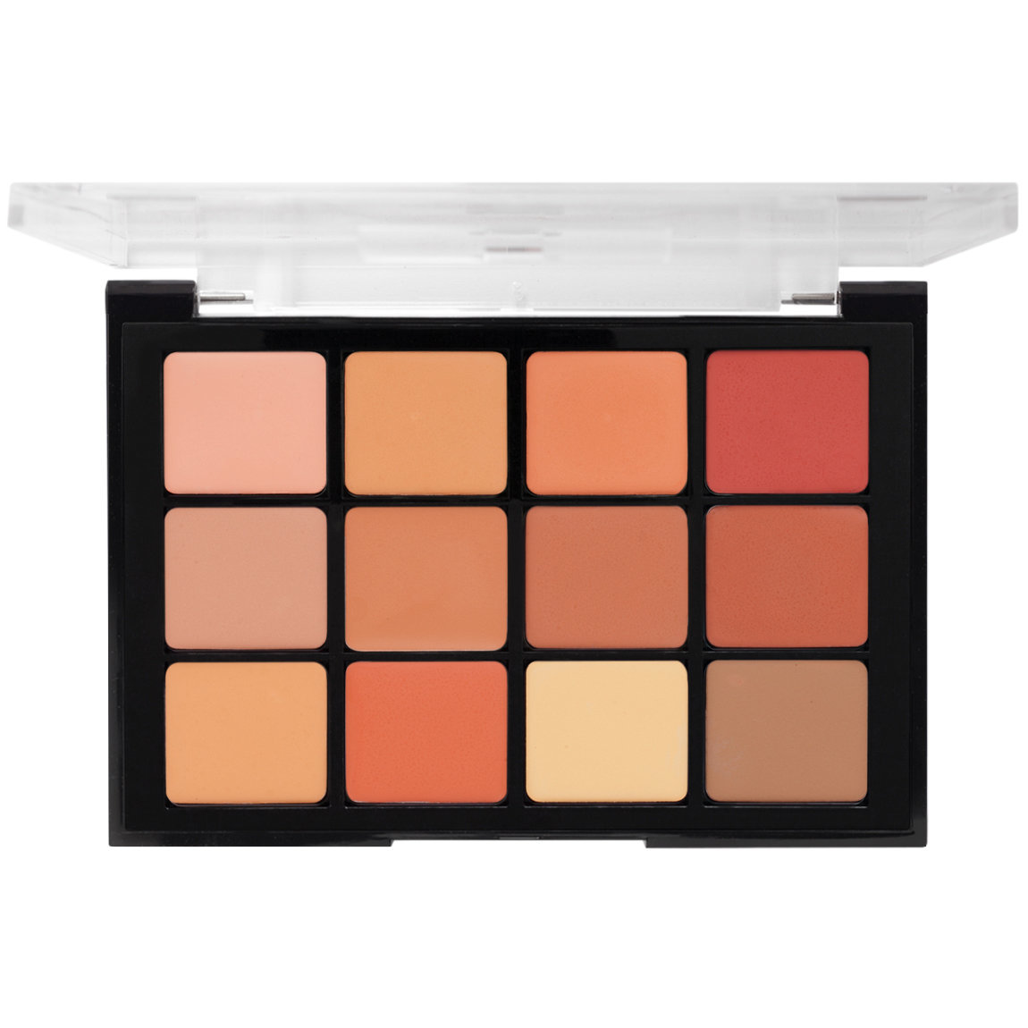 Viseart Corrector Contour Camouflage HD Palette 02 alternative view 1 - product swatch.