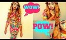 Halloween Look: Pop Art/ Comic Girl Makeup Tutorial | Collab w/ k3chocolate
