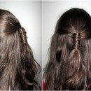Wrap Around Hairstyle
