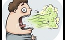 HOW TO: Bad Breath Cure Natural Home Remedy! PhillyGirl1124 on YouTube!