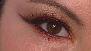 Indian Bridal Makeup Close Up