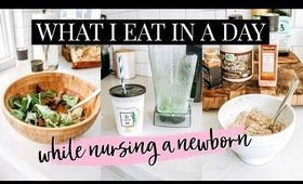 WHAT I EAT IN A DAY TAKING CARE OF 3 KIDDOS   Kendra Atkins
