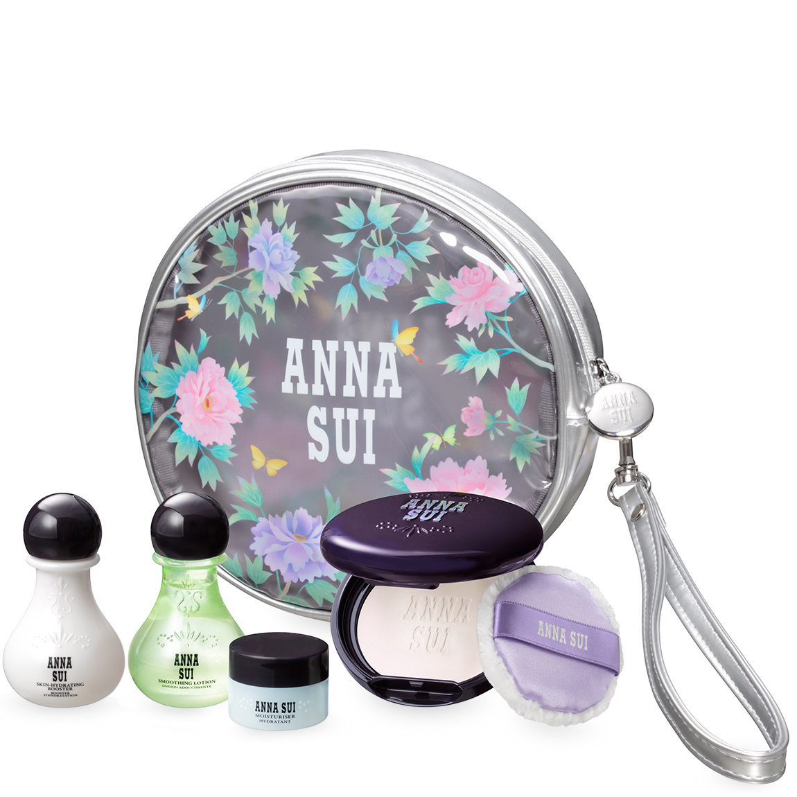 Anna Sui Skincare Kit alternative view 1 - product swatch.