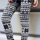Super winter pattern tights