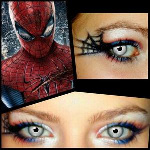 Superhero Makeup Week 10/11
