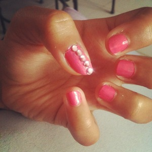 #pink diamond