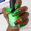 Neon Green!!