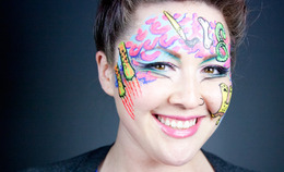 How-To: Graffiti-Inspired Makeup