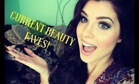 Current Beauty Favorites June 2014