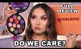 KESHA ROSE BEAUTY FULL COLLECTION REVIEW + SWATCHES | Maryam Maquillage