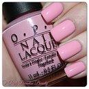O.P.I - Pink Friday