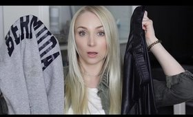 Wardrobe Clear Out & Organization Tips
