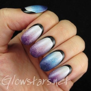 Read the blog post at http://glowstars.net/lacquer-obsession/2014/10/holographic-gradient-ruffian/