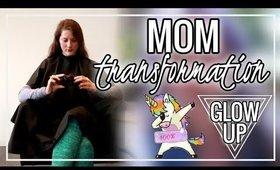 INTENSE GLOW UP MOM EDITION | Best Salon In My City | Caitlyn Kreklewich