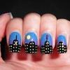 Skyscraper Nails