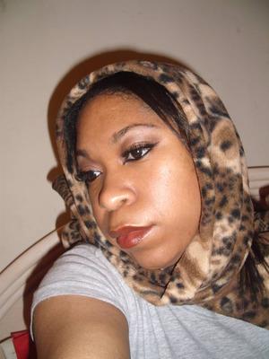 Arab/Egyptian Inspired Look