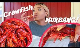 Eat With Me: MUKBANG- Cajun Crawfish!