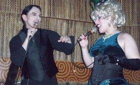 Baron Misuraca & Lady Zombie's Vampire Lounge - Otto's Shrunken Head, 6/24/14