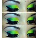 Fish Eye Look.