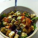 Tofu salad!!