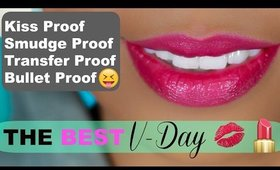 Ultimate Valentine's Day Lipstick | Cailyn Cocoon Lipstain | Cruelty free |  AirahMorenaTV