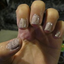Easy Newspaper Nails!! :)