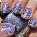 Rose with sand polish