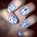 Acid Wash Nails