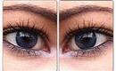Venus Eye Blue Circle Lens Review & COUPON CODE ft. Pinky Paradise