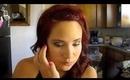 Brown Smokey Eyes --- FULL FACE TUTORIAL
