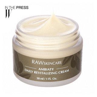 RAW Natural Beauty Raw Skincare Ambiaty Daily Revitalizing Cream
