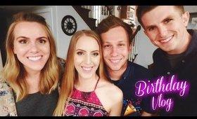 Its My Birthday Vlog! | Ashley Engles