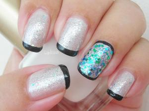 Sinful Colors - Out of this World Revlon - Stunning Milani Jewel Efex - Teal