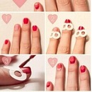 Valentines day nails!!