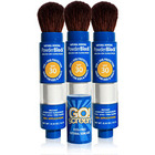 GoScreen Mineral Powder Sunscreen SPF30 Trio Family Pack