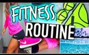 Morning Routine 2015: Fitness Edition