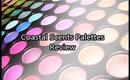 Coastal Scents Palettes Review
