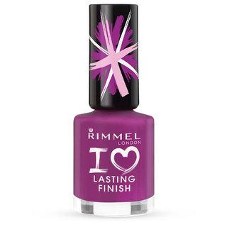Rimmel London I Love Lasting Finish Nail Polish