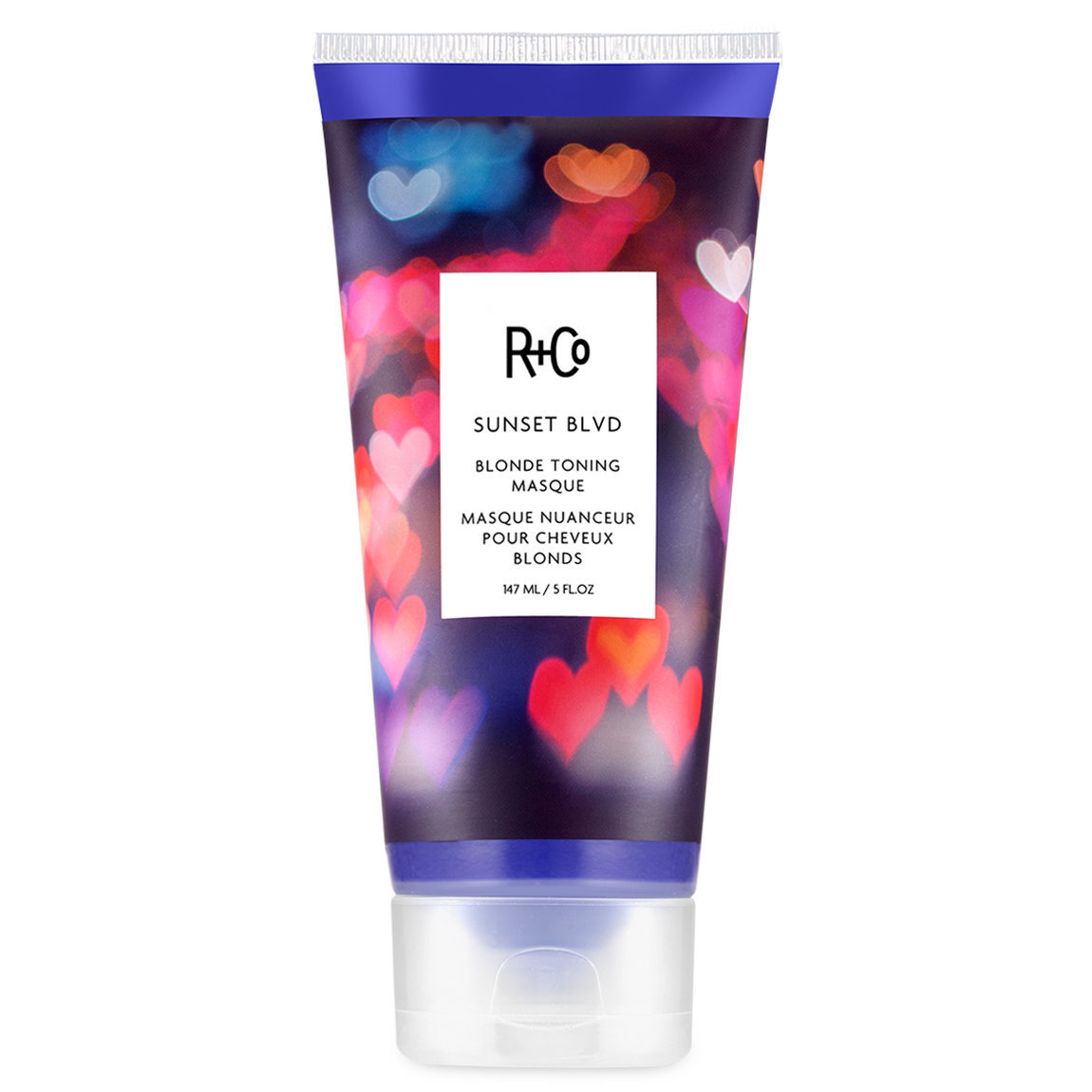 R+Co Sunset Blvd Blonde Toning Masque alternative view 1 - product swatch.