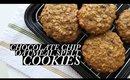 Chocolate Chip Oatmeal Spelt Cookies