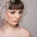 Model Britnee Madden, Makeup Artist Amanda Sousa, Hairstylist Jessica Cassidy